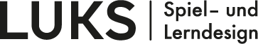 LUKS Spiel- und Lerndesign Logo