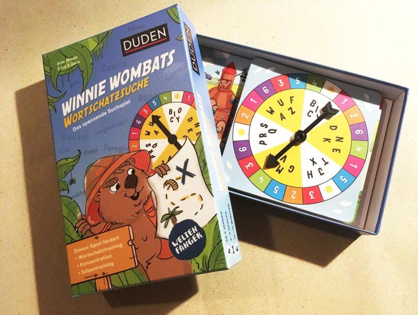 Winnie Wombat LUKS